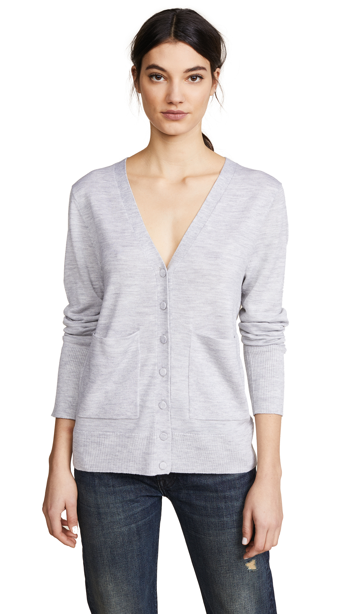 Protagonist Patch Pocket Cardigan