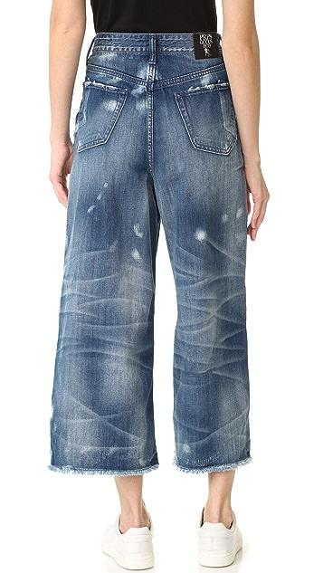 PRPS Malibu Wide Leg Jeans