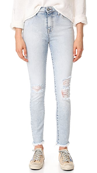 PRPS Chevelle High Rise Skinny Jeans