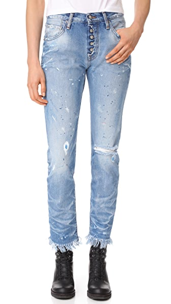 PRPS El Camino Tapered Boyfriend Jeans at Shopbop