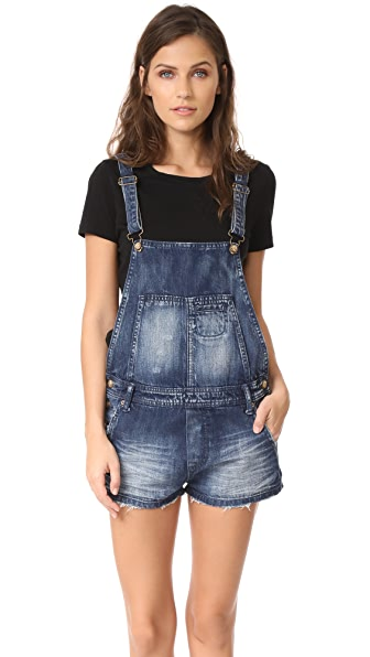 PRPS Mini Shortalls - Vintage
