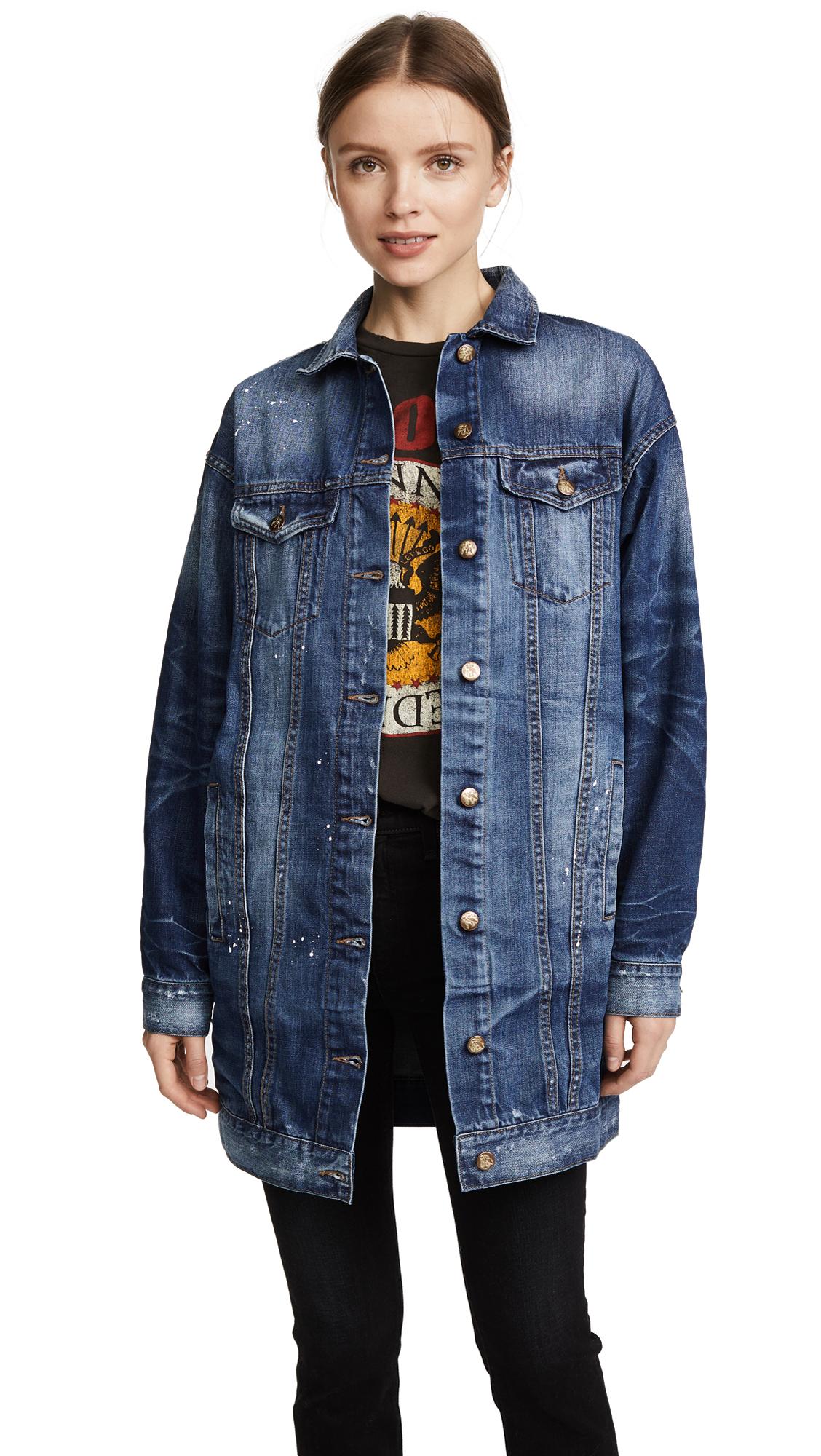 PRPS Oversized Jacket