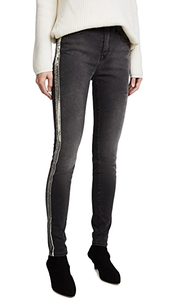 PRPS Chevelle Jeans In Roll On Black