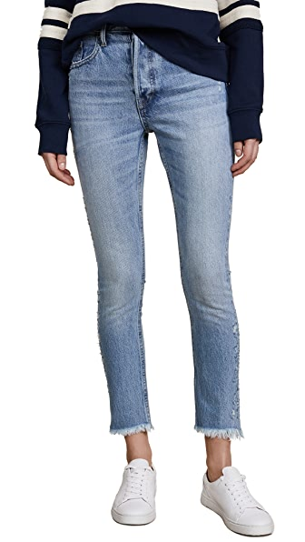 PRPS Amx Jeans In Light Stone