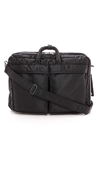 Porter Tanker 3-Way Briefcase