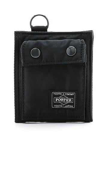Porter Tanker Wallet