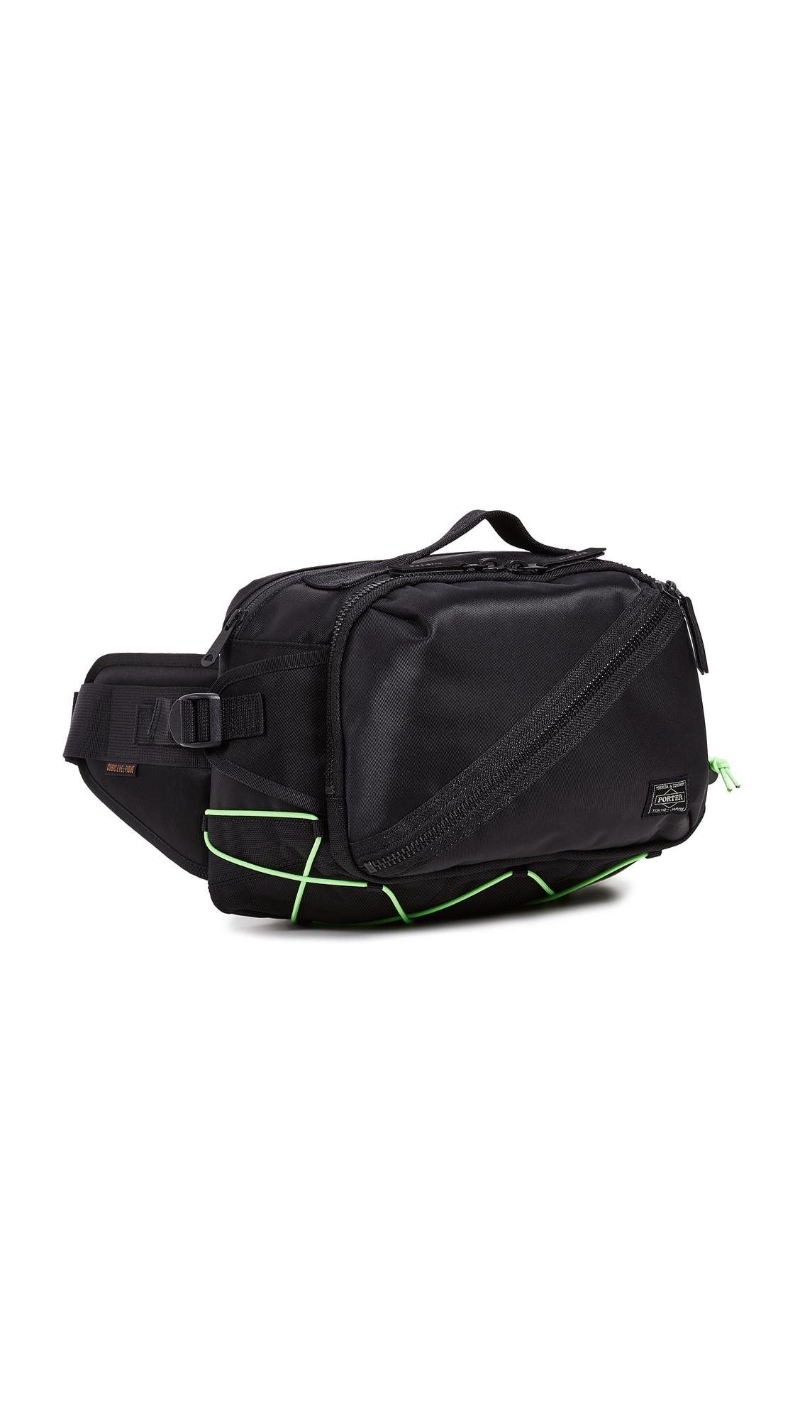 PORTER Things Waistpack in Black