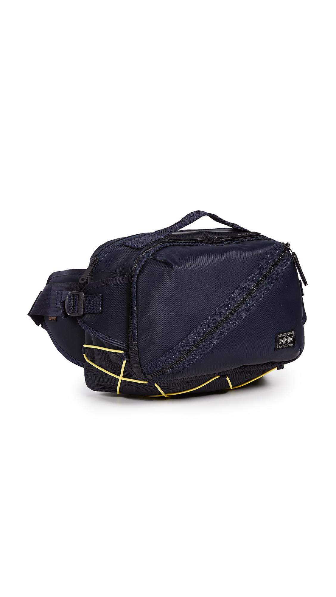 PORTER Things Waistpack in Navy