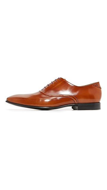 PS by Paul Smith Starling Plain Toe Derby Shoes