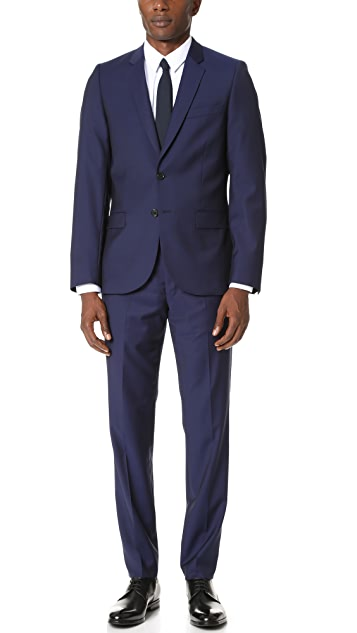 PS by Paul Smith Mid Fit Suit