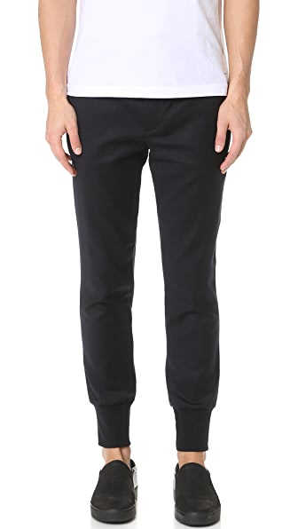 PS by Paul Smith Wool Jogger Pants