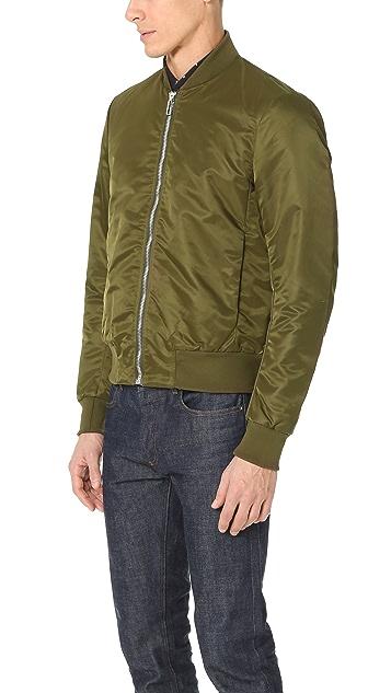 PS by Paul Smith Nylon Bomber Jacket