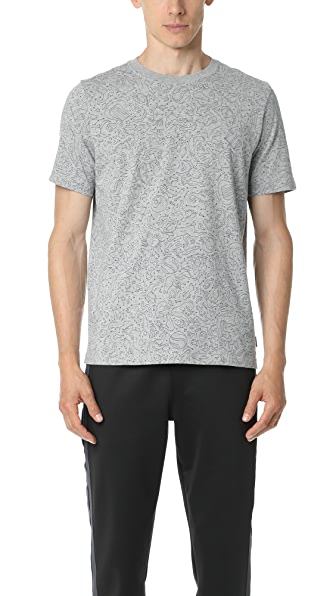 PS by Paul Smith Zodiac Print Tee