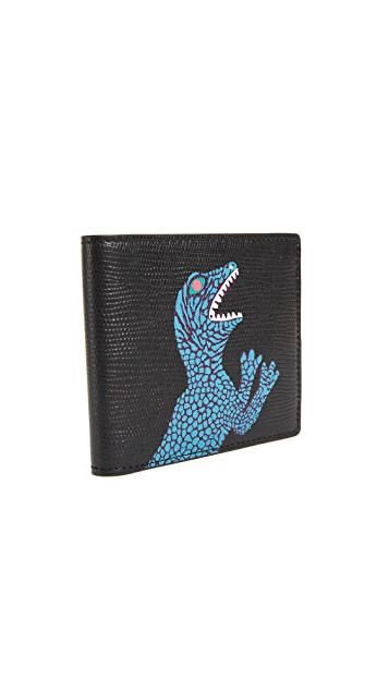 PS by Paul Smith Dino Billfold Wallet