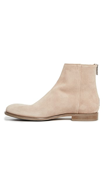 PS by Paul Smith Jean Back Zip Boots