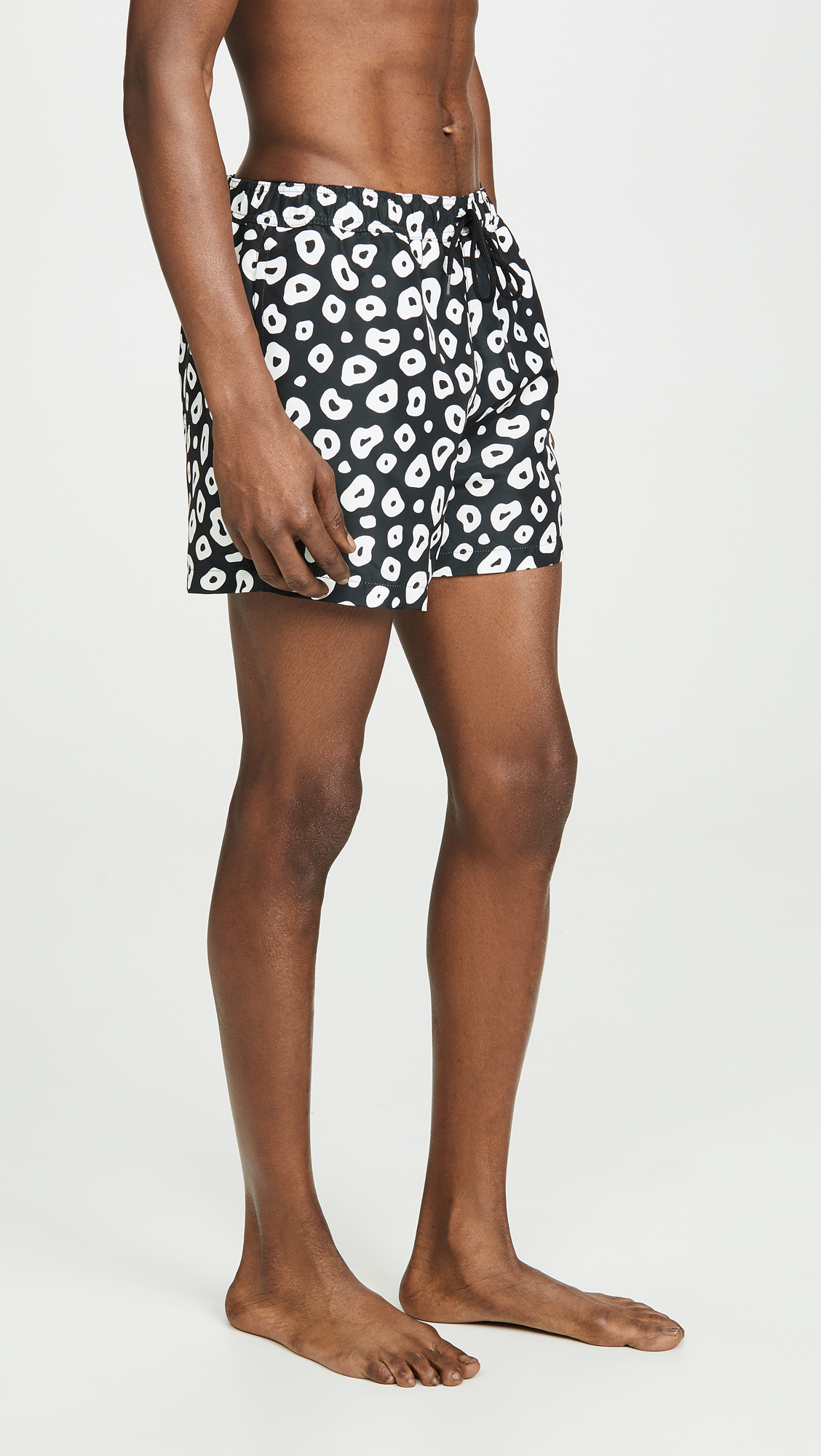 0a2bbdceed PS Paul Smith Leopard Classic Swim Shorts | EAST DANE