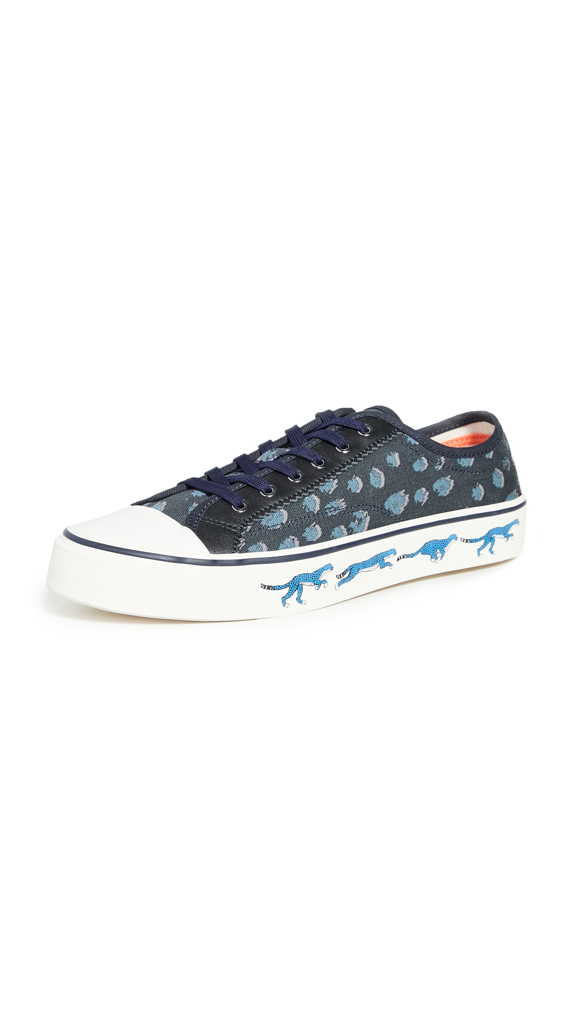 Ps By Paul Smith Sneakers FENNEC FAST CHEETAH SNEAKERS