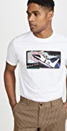 PS Paul Smith Reg Fit T-Shirt Jet
