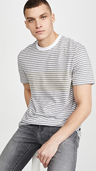 Ps By Paul Smith Cottons MEN'S REGULAR FIT T-SHIRT