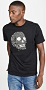 PS Paul Smith Reg Fit Tee Skull