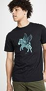 PS Paul Smith Regular Fit Pegasus T-Shirt