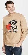 PS Paul Smith Eye Love Sweatshirt