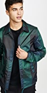 PS Paul Smith Mens Reversible Coaches Jacket