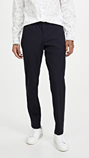 PS Paul Smith Elastic Waist Side Stripe Trousers