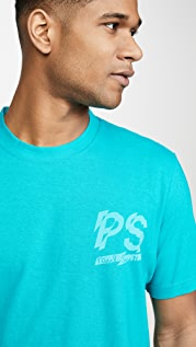 PS Paul Smith Logo Print T-Shirt