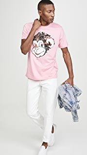 PS Paul Smith Graffiti Monkey T-Shirt