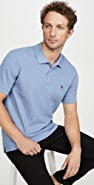 PS Paul Smith Regular Fit Zebra Short Sleeve Polo