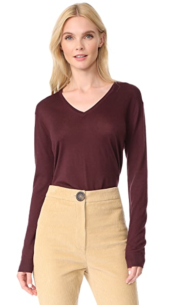 Pringle of Scotland Cashmere V Neck Sweater