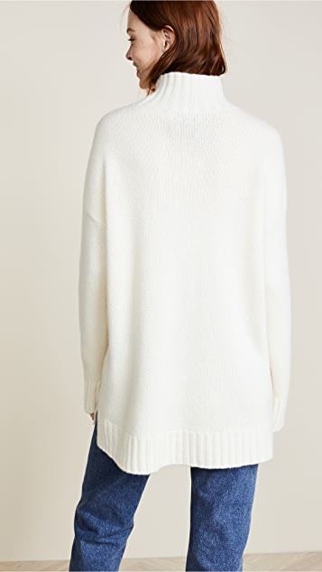 Pringle of Scotland Roll Collar Sweater