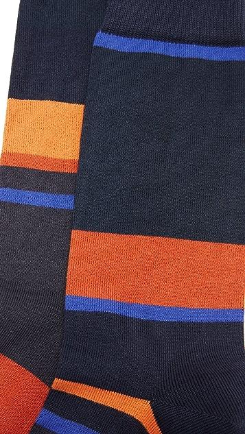 Paul Smith Odd Simple Stripe Socks