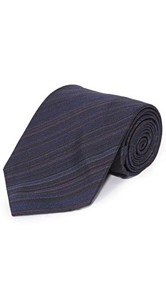 Paul Smith Slim Stripe Tie