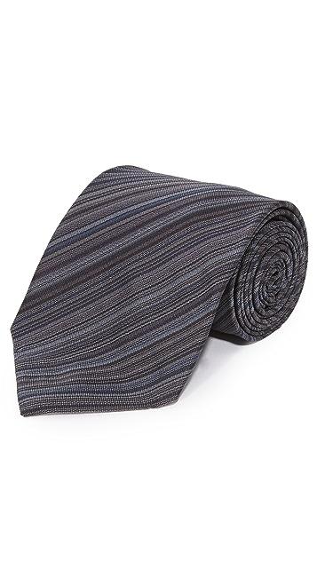 Paul Smith Slim Stripe Tie