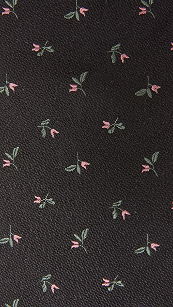 Paul Smith Flower Tie