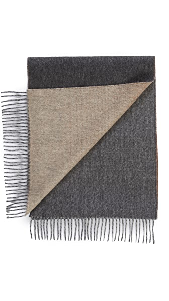 Paul Smith Reversible Graduation Scarf