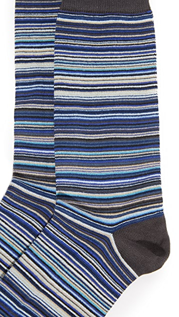 Paul Smith Multistripe Socks