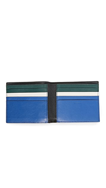 Paul Smith Colorblock Billfold