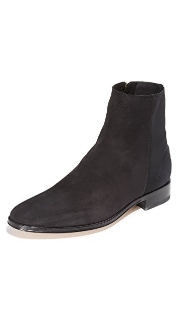 Paul Smith James Suede Boots