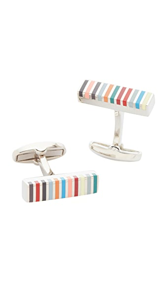 Paul Smith Rod Edge Multi Cufflinks