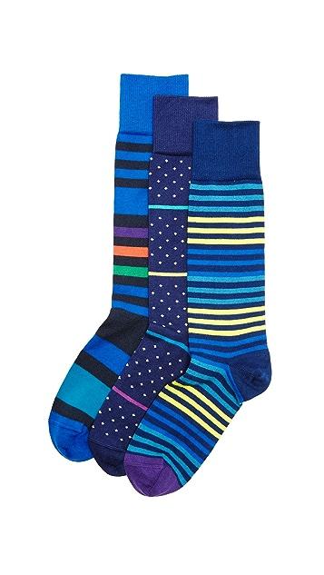 Paul Smith 3 Pack Socks