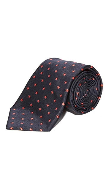 Paul Smith Mini Stars Tie