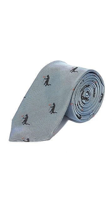 Paul Smith Mini Monster Skinny Tie