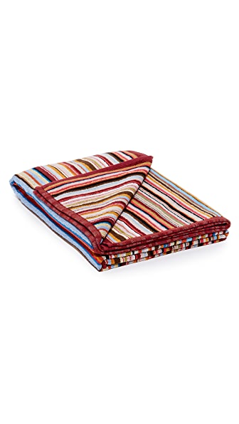 Paul Smith Multi Stripe Towel
