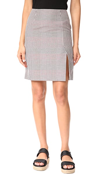 Paul Smith Check Skirt