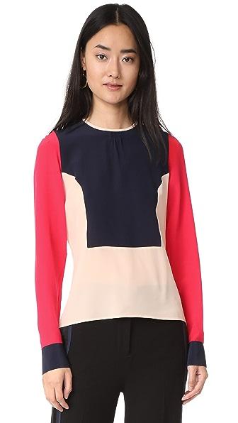 Paul Smith Разноцветная блуза