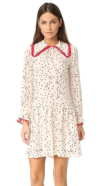 Paul Smith Платье в горошек