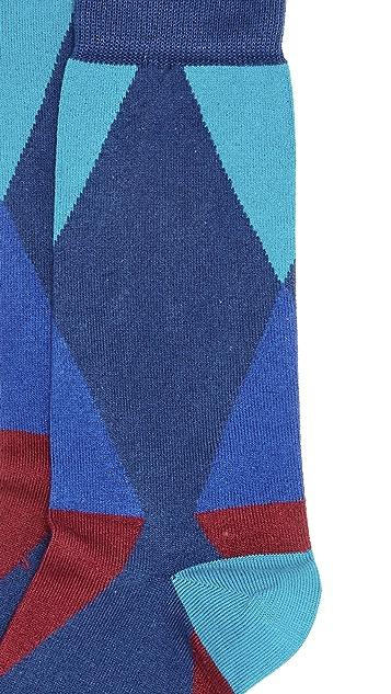 Paul Smith Geo Triangle Socks